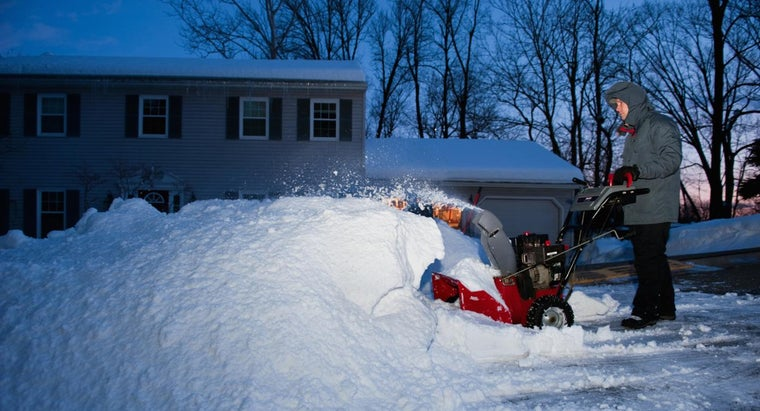 Where Can You Get a MTD Snowblower Repaired?