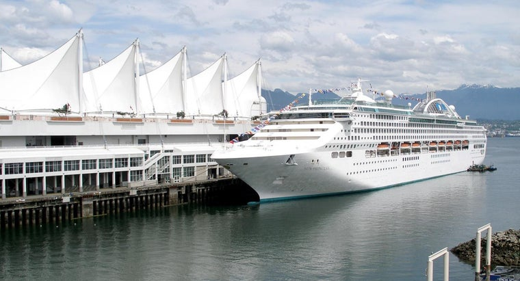 What Are Some of the Best-Rated Cruise Ships?