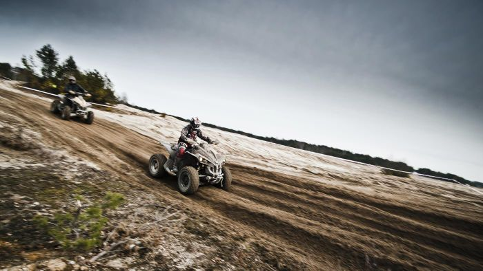 What's the Average Cost of a Used ATV?