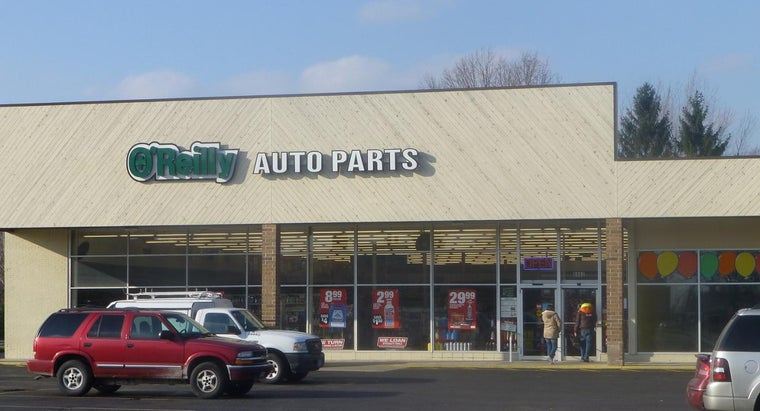 Where Can You Find Locations for O'Reilly Auto Part Stores?