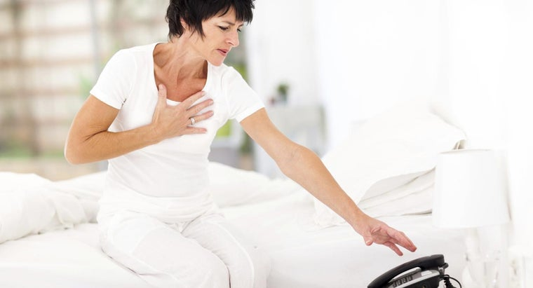 What Are the Signs of a Heart Attack for Women Over 50?