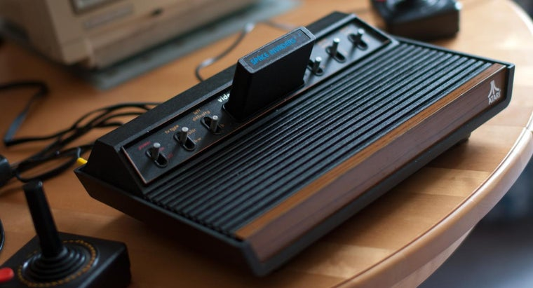 What Are Some Old Atari Games?