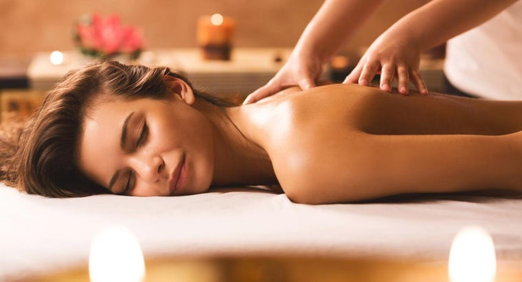 What Are Some Tips for Receiving a Massage?