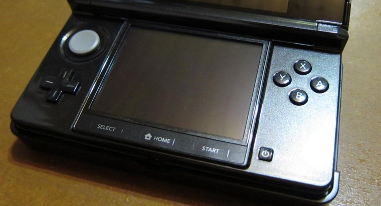 What Type of Games Are Available for the Nintendo 3DS?