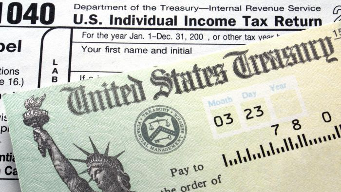 How long does it take to get an income tax return?
