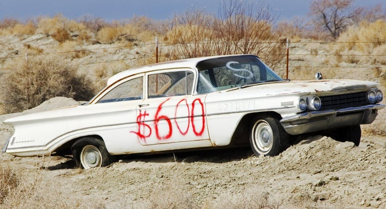 Where Can You Find Used Cars for Under $500?