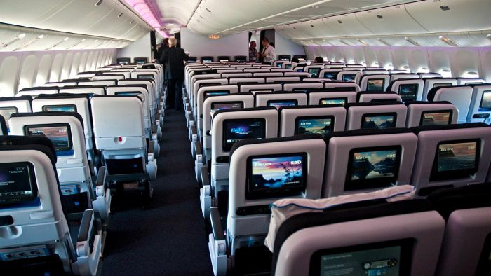 What Is the Typical Seating Layout for a Boeing 777?