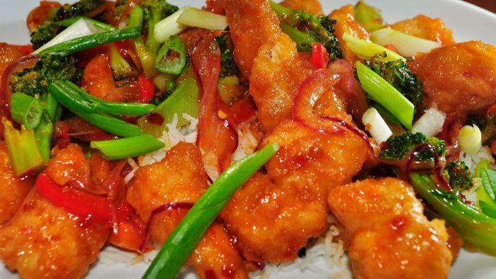 What Is an Easy Sweet and Sour Chicken Recipe?