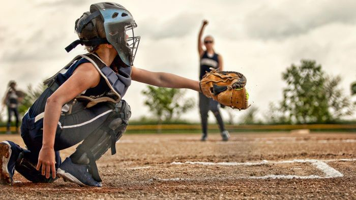 Where Are the Girls' State Softball Tournaments Held?