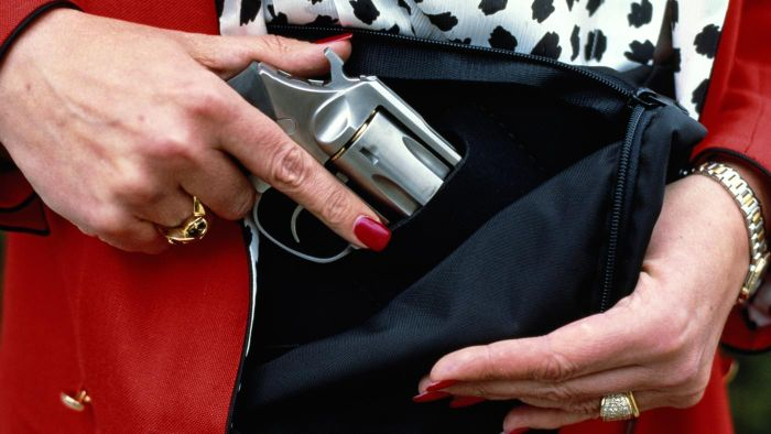 Where Can You Find a Map of Locations Where Concealed Carry Is Legal?