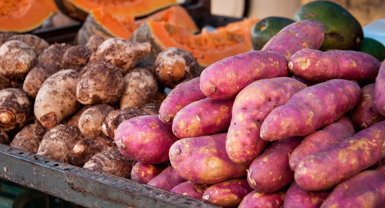 How Do You Cook Sweet Potatoes?