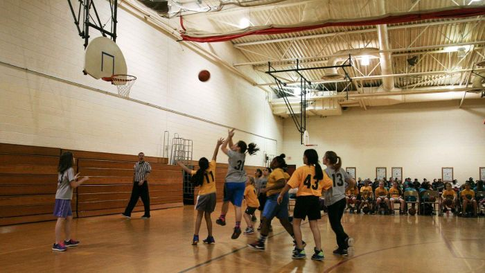 Is girls basketball scored differently from boys basketball?