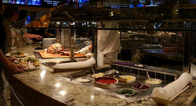 What Types of Food Are Available at the M Resort Buffet?