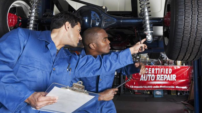 How Do You Replace Shock Absorbers?