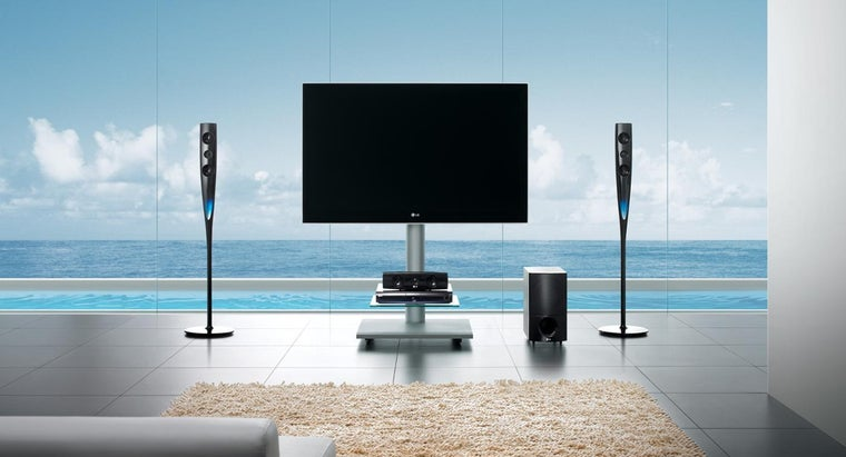 What Are Some Differences Between LED and Plasma Televisions?