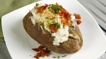 What Is a Pattern for a Baked Potato Bag?