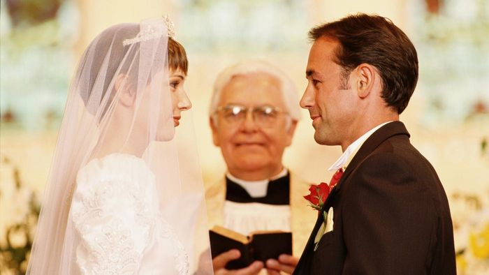 What Are Some Examples of Standard Marriage Vows?