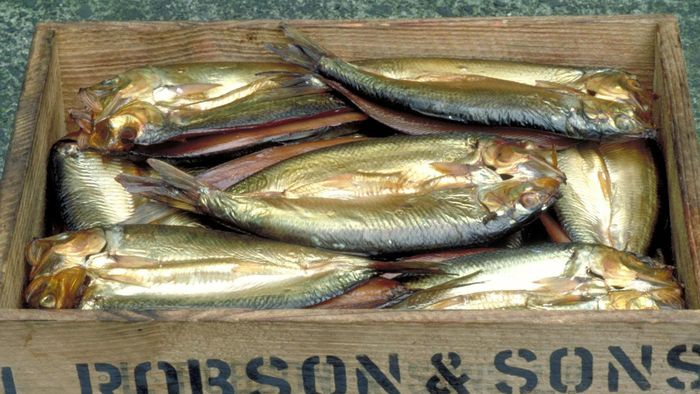 What is a good smoked fish recipe?