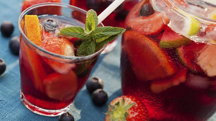 What Is a Recipe for Carrabba's Sangria?