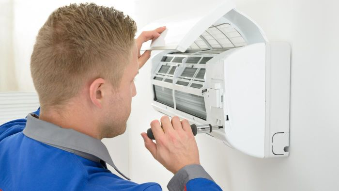 Can you tell the age of an air conditioner by the serial number?