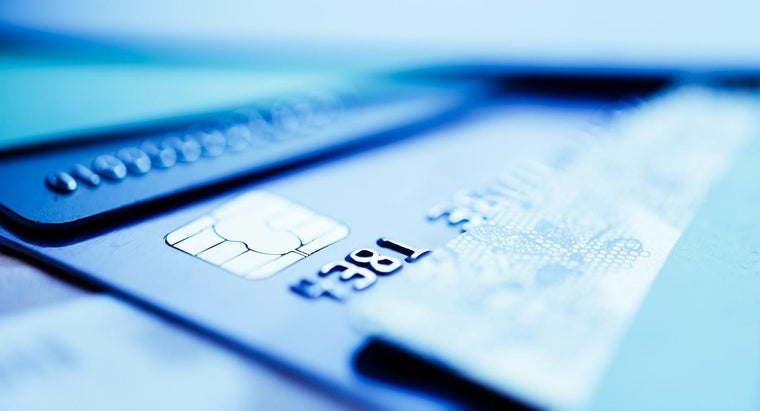 What Is Credit Card Chip Technology?