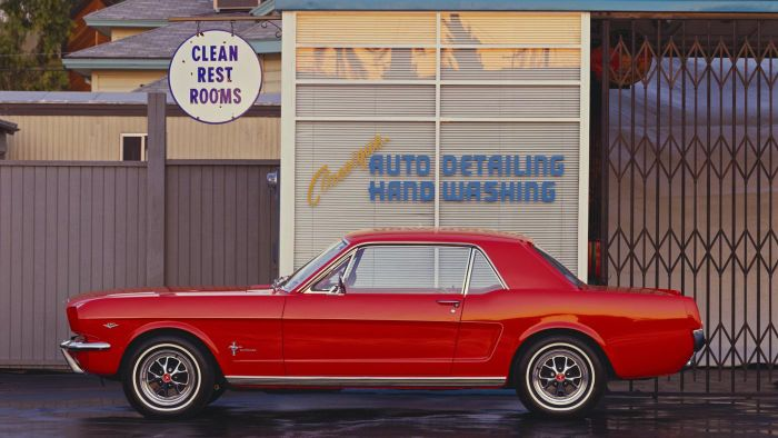 What Are the Top Sites to Purchase a Roush Mustang for Sale?