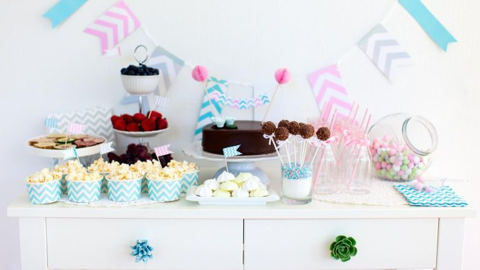 What Are Some Appetizer Recipes for a Baby Shower?