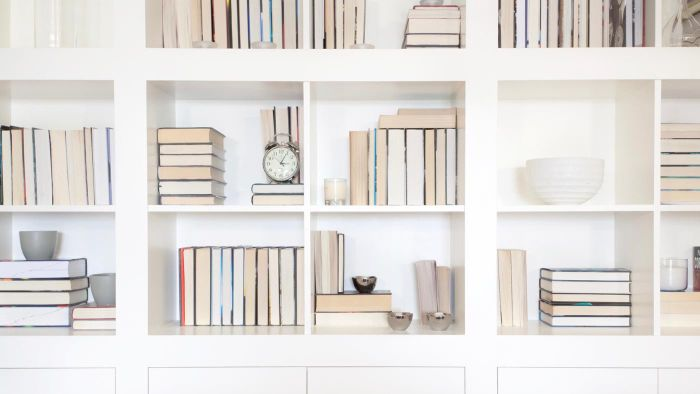 What Are Some Different Options for Storage Shelving?