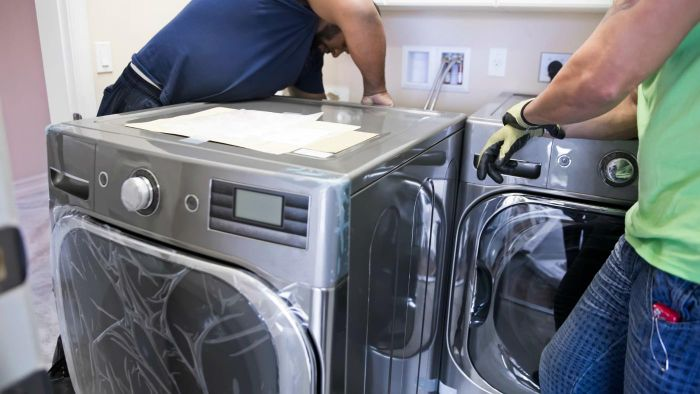 Where can you buy washers and dryers?