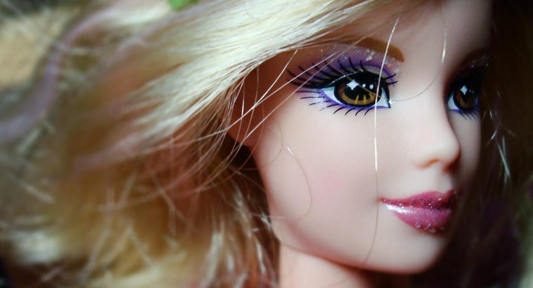 Where Can You Find Barbie Hair and Makeup Toys?