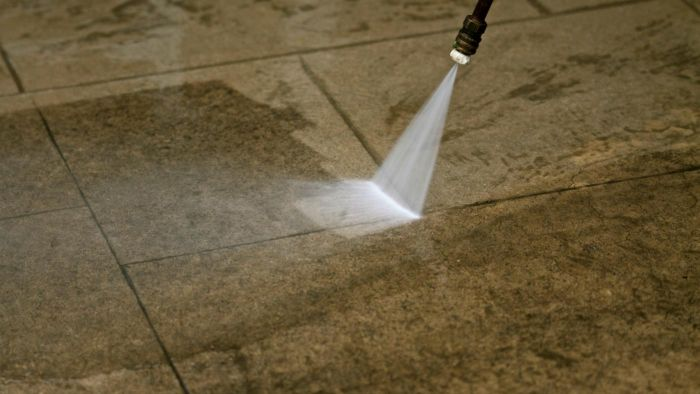 How Do You Clean Stained Concrete?