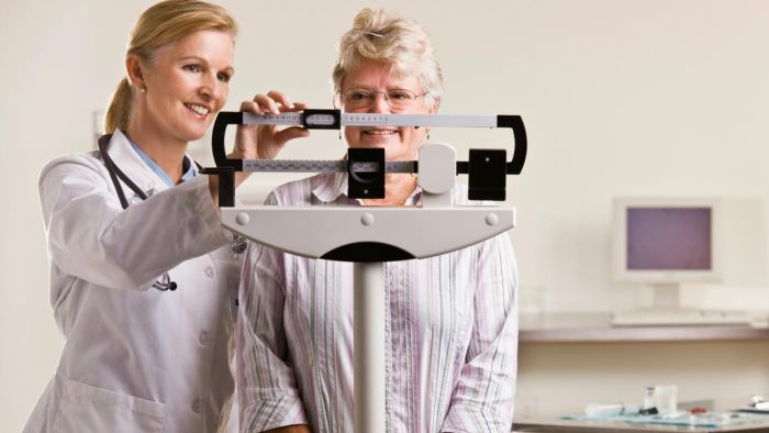How Can a Woman Find the Correct BMI for Her Age?