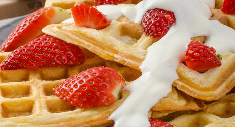 Where Can You Find Homemade Waffle Recipes?