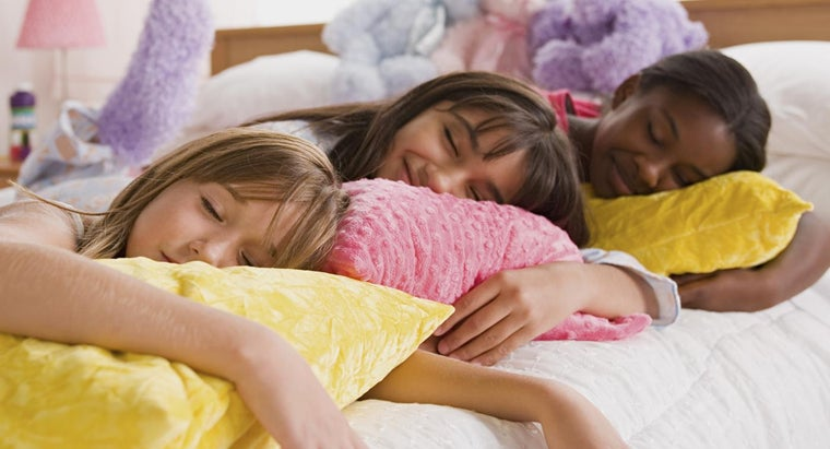 What Are Some of the Best Sleepover Games for Girls?