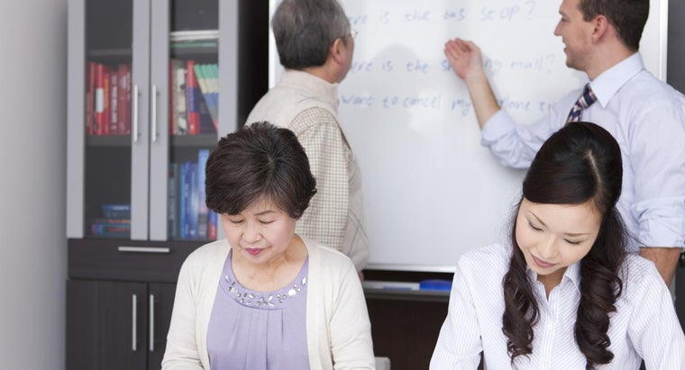 How Do Non-English Speakers Learn English As a Second Language?