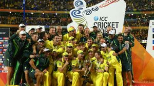 How Can You Watch the Cricket World Cup Games?