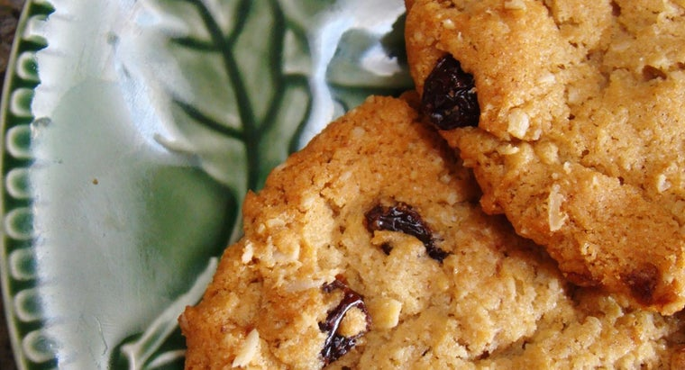 How Do You Make the Best Oatmeal Cookies?