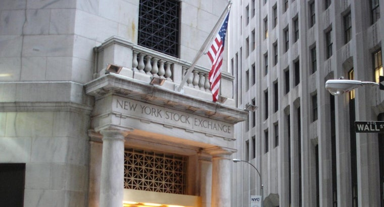 What Are Some New York Stock Exchange Companies?