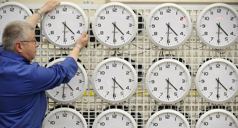 What Are the Daylight Saving Time Dates?