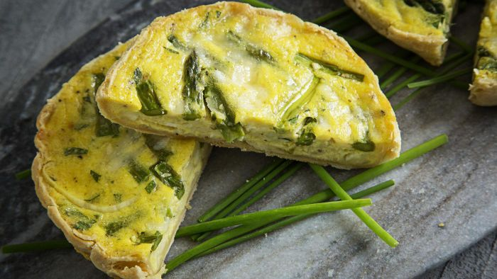 What Is a Simple Quiche Recipe?
