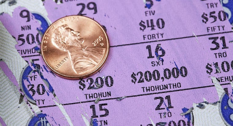 What Percent Do You Pay in Taxes If You Win the Lottery?