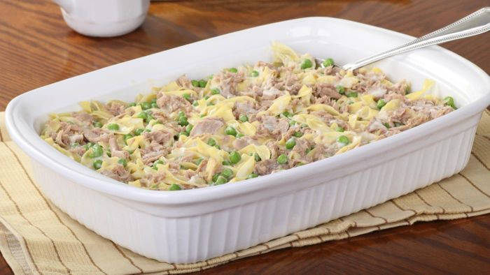 What Is a Good Tuna Noodle Casserole Recipe?