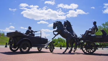 What Are Some Popular Tourist Sites in Oklahoma?