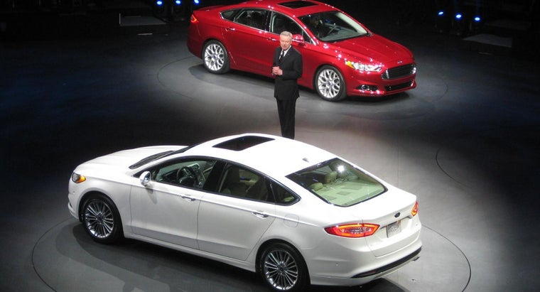 What Are Common Problems With a Ford Fusion?