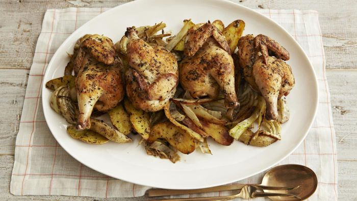 How Do You Cook Cornish Hens?