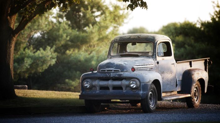 Where Can You Purchase a Classic Ford Truck?