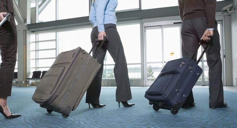 Are Travel Size Aerosol Deodorants Allowed in Carry-on Luggage?
