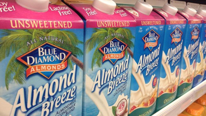 What Is Almond Milk?