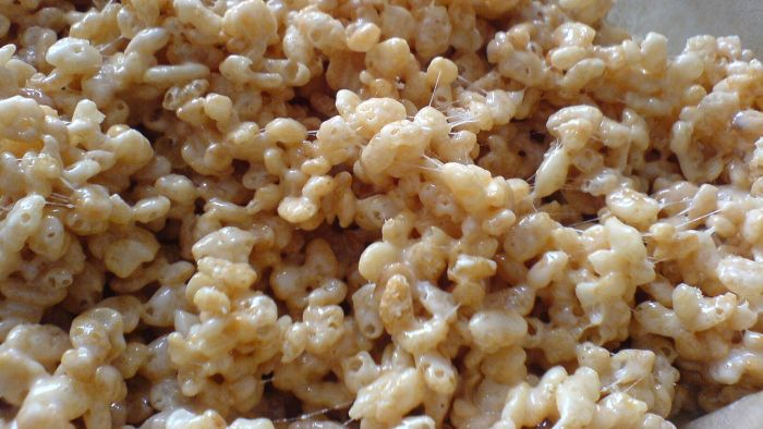 What Is the Official Recipe for Rice Krispie Treats?