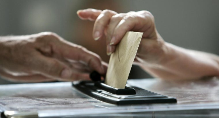 How Do You Find Out the Democratic Candidates for Local Elections?
